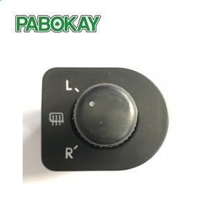 Left Side Master Adjust Knob Mirror Switch For Volkswagen VW Passat B5 Golf 4 Bora New Beetle 1J1 959 565D,1J1959565D