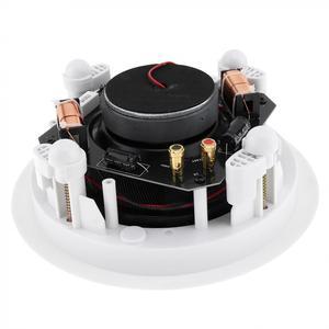 Image 5 - CSL 718 25 ワット同軸固定抵抗天井スピーカーバックグラウンドミュージックスピーカー天井サウンドホーム/カフェ/スーパーマーケット