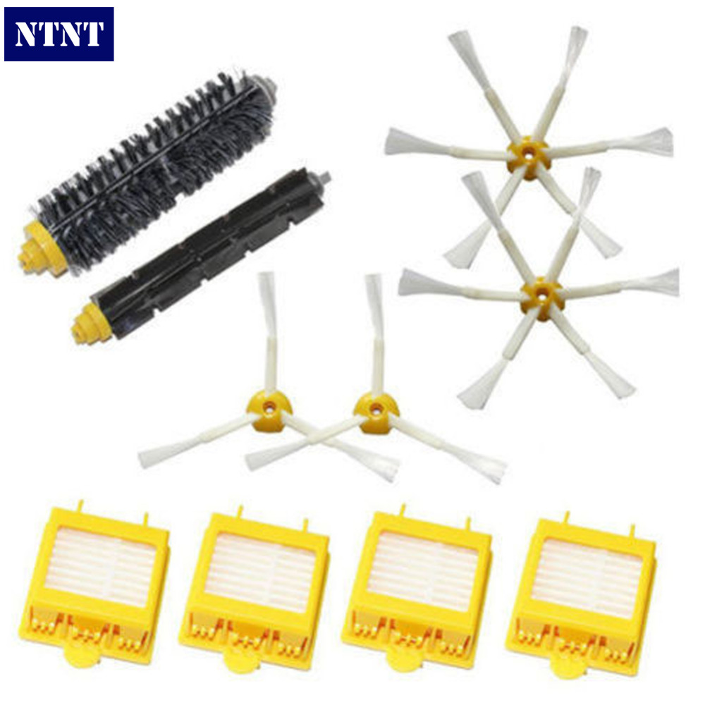 NTNT Free Post 3 6 armed Brush For iRobot Roomba Vacuum Parts 700 Series 760 770 780 Filters