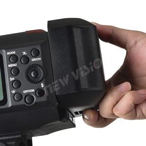 Image 4 - Godox WB87 סוללות 11.1V 8700mAh עבור AD600 AD600BM AD600B SLB60W TTL 2.4G X מערכת כל  ב אחד חזק חיצוני פלאש