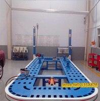 Автомобиль скамейке траверса приспособление для ремонта авто тела восстановления платформы 5300*2100 мм