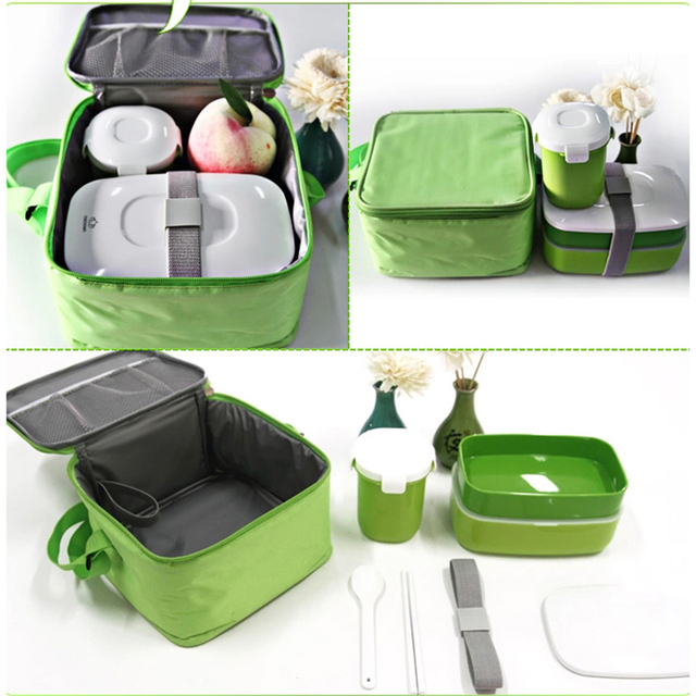 Japanese Style Lunch Box Set