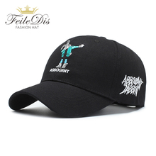 [FEILEDIS] Men Women Cap Dad Hat 100% Cotton High quality embroidery Astroworld Baseball Caps Unisex Trucker Hats JMM-35
