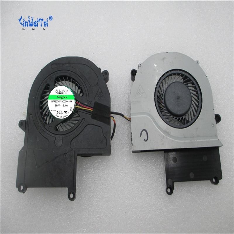Brand New and Original CPU fan for ADDA AB07505HX060300 (00CWU753KS) ab09005hx080300 s410 Laptop cpu cooling fan cooler kv b16xc brand new and original