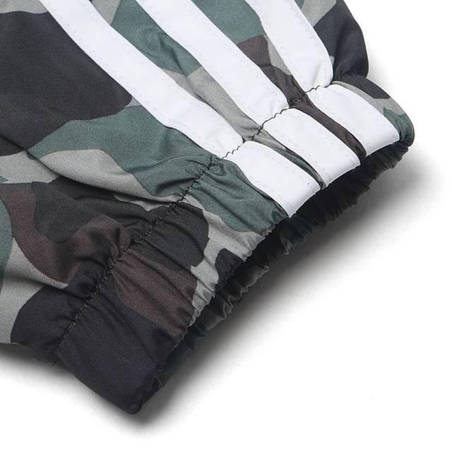 US $100.86 18% OFF|Original Neue Ankunft Adidas Originals CAMO REV WB Männer der jacke Kapuze Sport in Original Neue Ankunft Adidas Originals CAMO REV