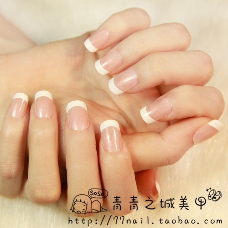 French Fake Nails | Best Nail Designs 2018