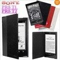 Оригинальный Защитный Кожаный Чехол Чехол Для Sony PRS T1 T2 Ereader книги + Протектор Экрана + Бесплатная Доставка