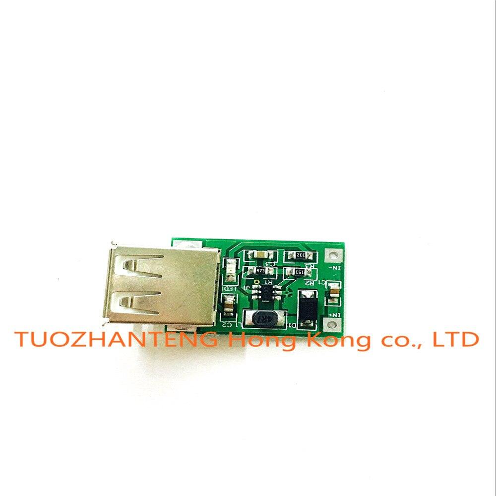 1PCS 0.9V ~ 5V to 5V 600MA USB Output charger step up Power Module Mini DC-DC Boost Converter