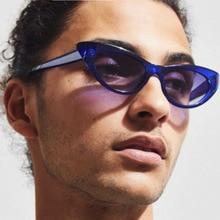 2019 Sunglasses Vintage Cat Eye Men Sexy Woman Fashion Lentes De Sol Mujer