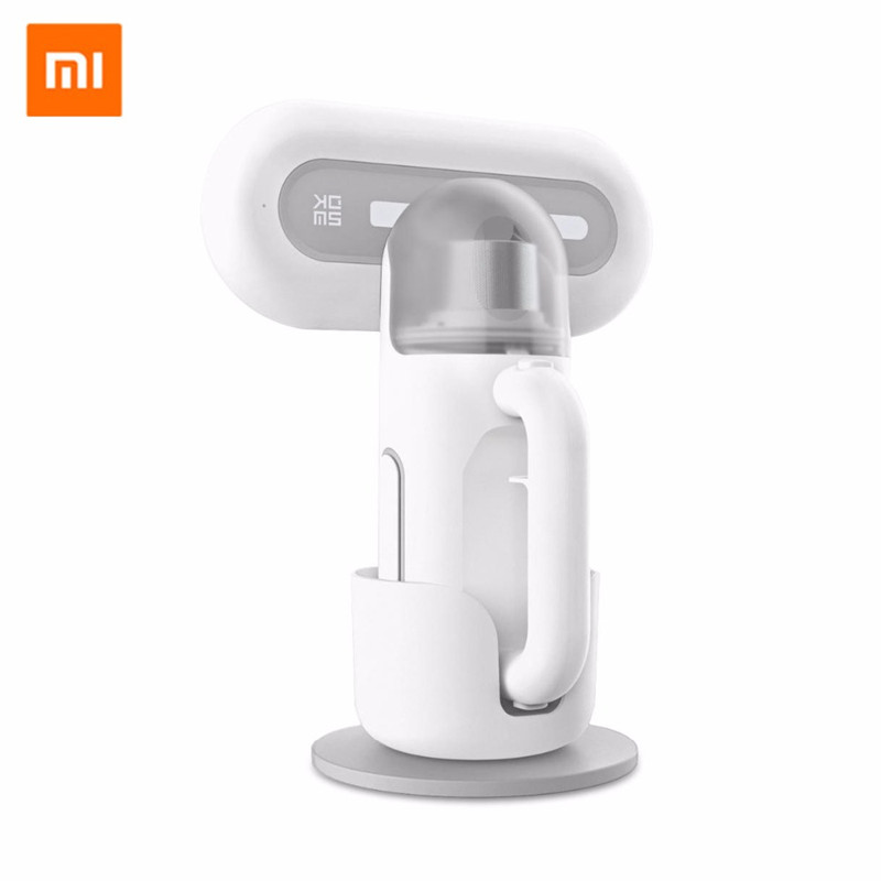 Xiaomi Mijia SWDK KC101 Wireless Handheld Dust Mite Controller Rechargeable 2200mAh 6000pa Suction UV-C Leakproof Vacuum Cleaner