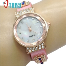 OTOKY Hot Fashion Character Diamond Fashion Watches Student Casual Watch Dropship gift July6 P30