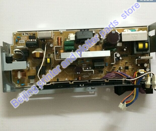100% test original for HP4025 CP4025 cp4525 CM4540 Power Supply Board RM1-5764(220V) RM1-5763(110V) майка print bar винсент и джулс