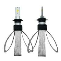 2018 New T9 CSP H7 LED Car Headlight Kit Bulbs Conversion White Lamps