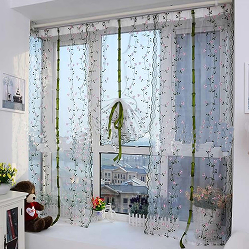 Popular Cafe Window Curtains-Buy Cheap Cafe Window Curtains lots ...