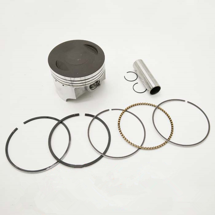 NC250 Piston Ring Kit For Zongshen XZ250R T6 Xmotos 250cc 4 Valves ZS177MM KAYO BSE J5 Engine Parts image