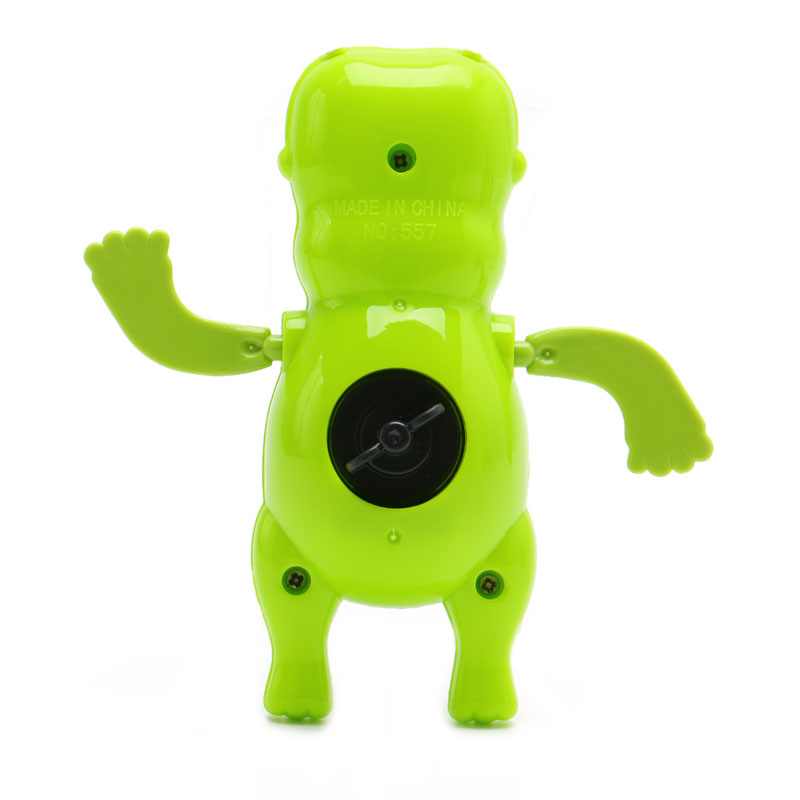 Classic Toys Hbb Children Baby Bathing Float Hippo Animal Clockwork Dabbling Toy Funny