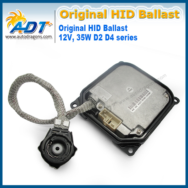 Para Denso para Lexus Lexus LS600h 2008-2011 OEM Auténtico Ordenador de Control de los Faros de Xenón de Lastre 85967-52020 KDLT003/DDLT003