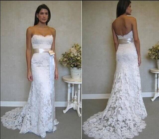 Vestidos De Novia New Design 2017 Hot Sale Robe De Mariage Free ...