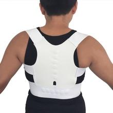 12 High Energetic Magnets Back Support Contact The Spine Professional Brace Shoulder For Sport Safety Fitness Back Support Belt