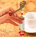 1pc DIY Material package Handmade cHair accessories  time gem Hairpin jewelry accessories girl birthday gift package