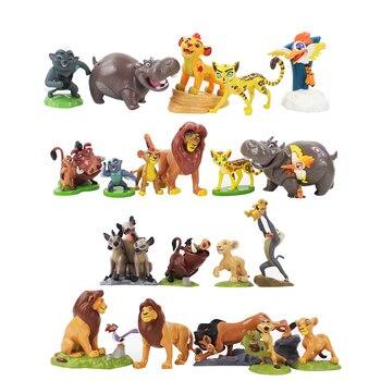 5-9 см лев Король Simba ПВХ фигурка игрушка детский Рождественский подарок детские игрушки