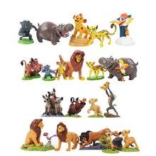 5 9Cm Simba De Koning Leeuw Pvc Action Figure Toy Kinderen Christmas Gift Kinderen Speelgoed