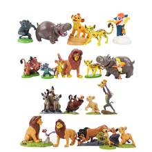 5 9cm Simba The King Lion PVC Action Figure Toy Children Christmas gift kids toys
