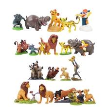 5 9cm Simba The King Lion PVC Action Figure Toy bambini regalo di natale giocattoli per bambini