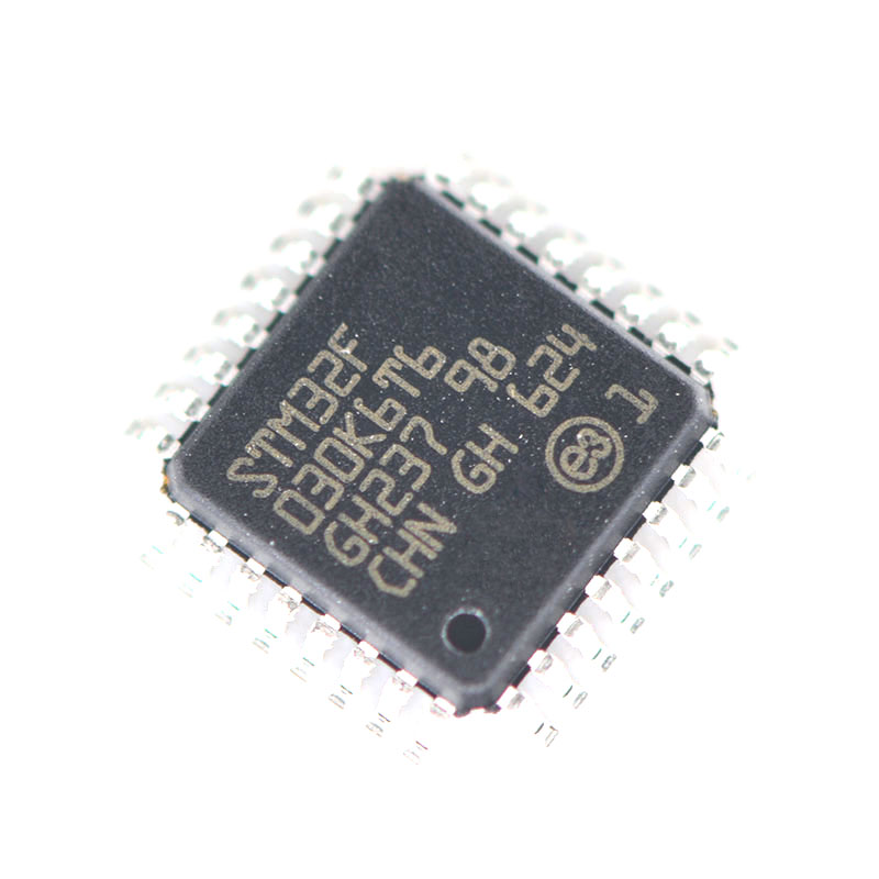где купить Chip LQFP32 STM32F030K6T6 patch 32-bit ARM micro controller дешево