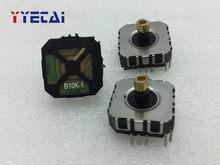 YongYeTai FJ08K-S раздвижной джойстик, многофункциональный потенциометр, рукоятка с переключателем направления DD