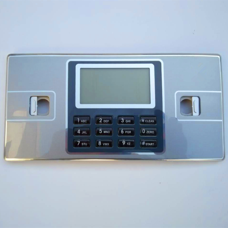ФОТО New Safe Box Control Panel Digital Password Motherboard LED Light Panel for Password Box