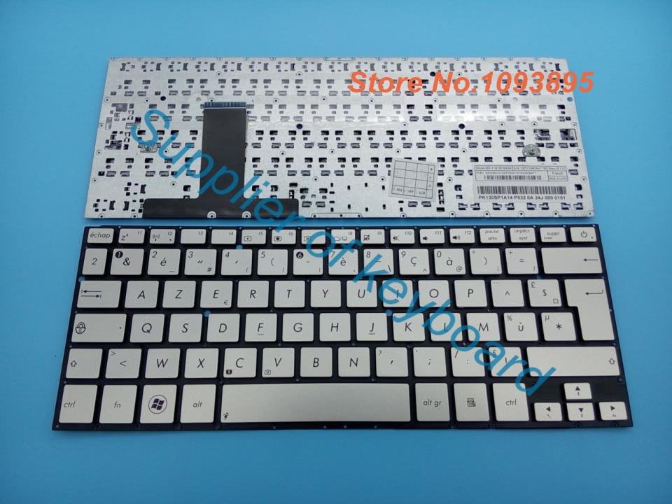 US English ASUS Zenbook UX31E Keyboard