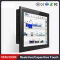 New 5wires restive touhc Industrial panel pc 15 inch SSD32G+2Gb Ram Support wifi 3G module