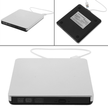 External USB 3.0 CD DVD-RW Drive Rom Burner Writer for PC Laptop Desktops MAC