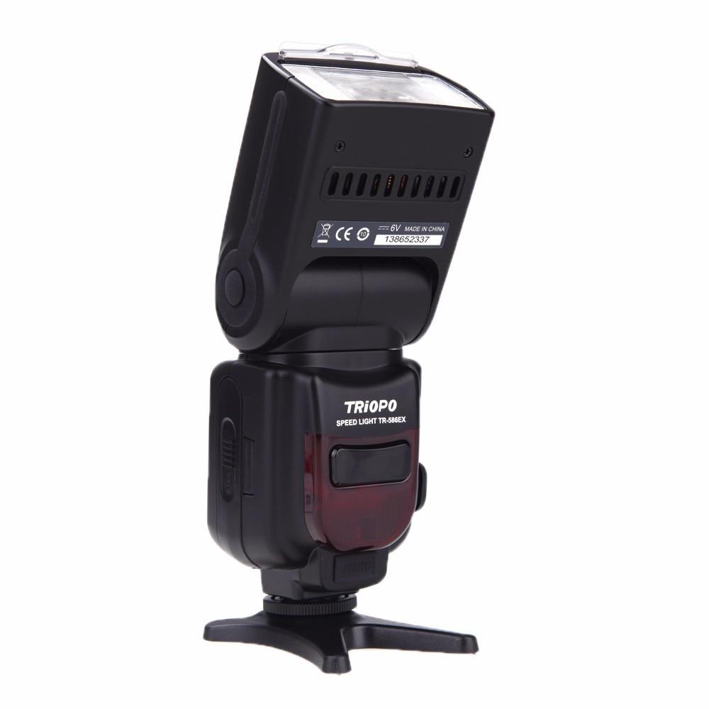 Triopo TR-586EX flash Wireless ttl-flash TTL Speedlite flash mode for Nikon D750 D800 D3200 D7100 DSLR camera as a YN-568EXTriopo TR-586EX flash Wireless ttl-flash TTL Speedlite flash mode for Nikon D750 D800 D3200 D7100 DSLR camera as a YN-568EX
