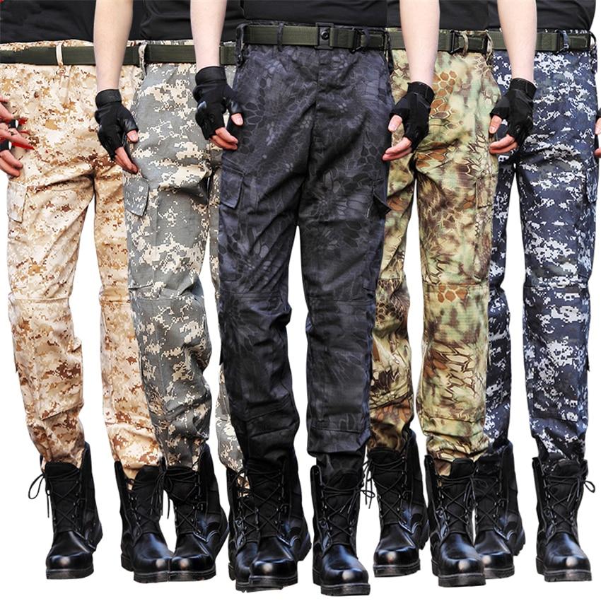 11 Uomini Di Colore Uniforme Militare Pantaloni Militari Di Combattimento Gonne E Pantaloni Di Alta Qualità Soldato Più Adulto Lavoro Tattico Camouflage Pant