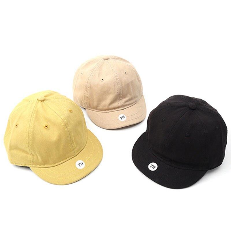 96009a907e0 Fibonacci 2018 New High Quality Short Brim Cotton Baseball Cap Solid Color  Adjustable Snapback Men Women for Hats-in Baseball Caps from Apparel  Accessories ...