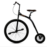 BXW bike Complete Road mini Bike Retro Frame New Creative Show Performance Bicycle