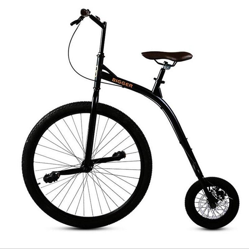 BXW vélo Complet Route mini Vélo Rétro Cadre Nouveau Spectacle Créatives Performance Vélo