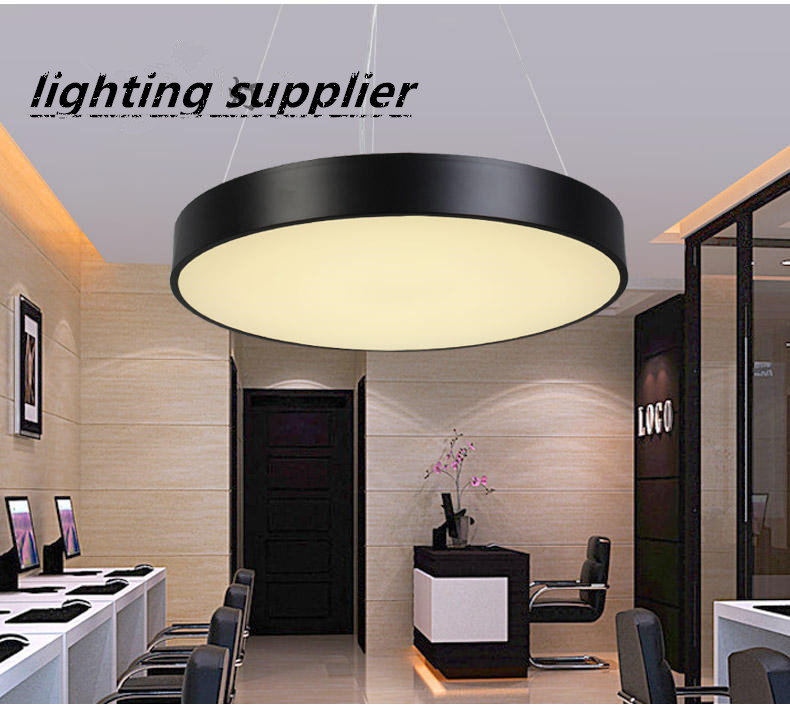 Modern simplicity LED Office chandeliers Nordic creative personality meeting room restaurant art Round hanging line lamps nordic restaurant chandeliers american modern minimalist personality warm living room chandeliers postmodern bedroom round lamps