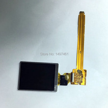 Идеальный обмен! Для AUO + ЖК-дисплей петель = для Sony ЖК-дисплей Экран дисплея с Подсветка для Sony A200 A300 A350 SLR