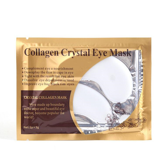 Máscara de Olho Anti-Envelhecimento Colágeno Olheiras Olho