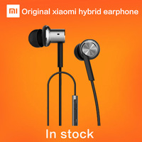 Original Xiaomi Music Player HiFi Stereo Mi Hybrid Earphones Mi In Ear Headphones Pro Piston Headphone