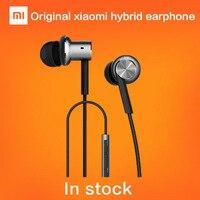 Original Xiaomi Music Player HiFi Stereo Mi Hybrid Earphones Mi In Ear Headphones Pro Piston Headphone