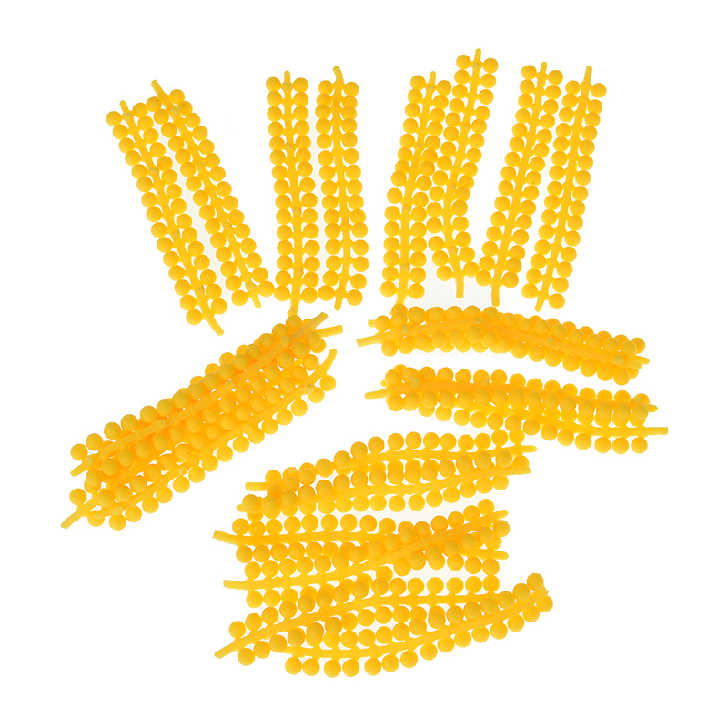 Shooting Paintballs 900pcs/bag Yellow Paintball Bb Balls Bullet Egg Cs War Game Combat Outdoor Hunting Tactical Ammo Accessory 6mm High Resilience
