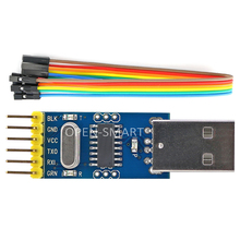 CH340G Serial Port Debugger USB to TTL Converter STC Download Cable Adapter Module for Arduino Pro