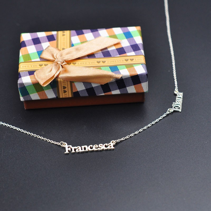 bar necklace personalized kids name necklace christmas gift name necklace gold 14k gift for mom necklace for mom tyi gift for women