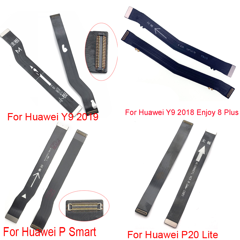 Main FPC LCD Display Connect Mainboard Flex Cable For Huawei Honor 8 9 10 Lite 5C 5X 6X 7X 8X MAX 8A 8C P Smart Y7 2017 Y9 2019