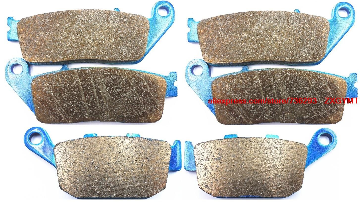 Sinter Road Racing Brake Pad Set fit HONDA CBR650 CBR650F CBR 650 F 2014 & up