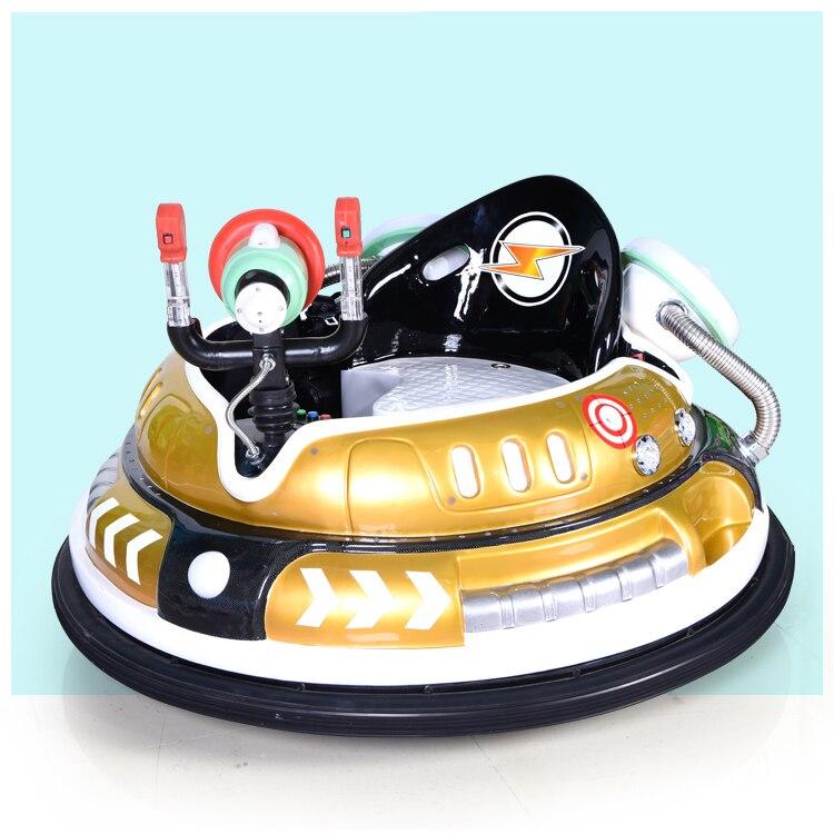 מאדים להיסחף מרכבות 2 דור חשמלי להיסחף motos לייזר נגד פגוש מכוניות ילדי שעשועים מכונת